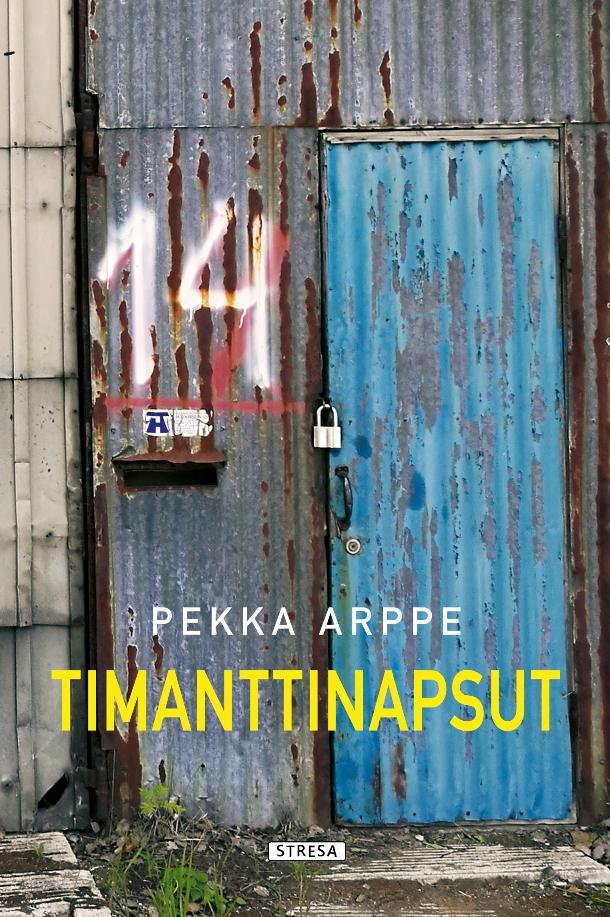 Pekka Arppe, Timanttinapsut